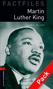 OBF 3: Martin Luther King Audio CD Pack