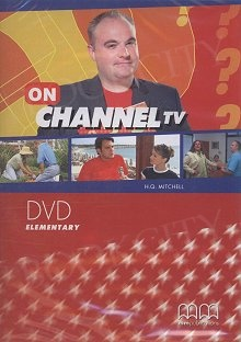On Channel TV Elementary DVD PAL
