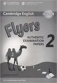 Cambridge English (for Revised Exam from 2018) Flyers 2 Answer Booklet
