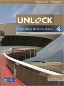 Unlock Listening and Speaking Skills 4 Student's Book and Online Workbook