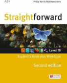 Straightforward (Second Edition) split 1 Student's Book Pack B