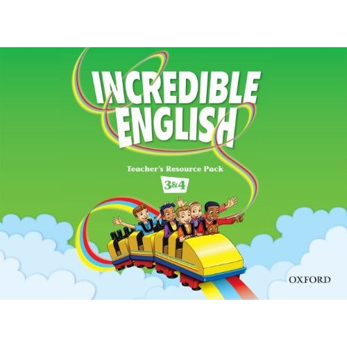 Incredible English 3 & 4 Teacher's Resource Pack
