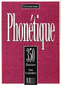 Les 350 Exercices - Phonetique