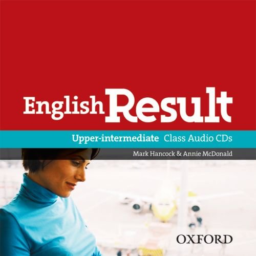 English Result Upper-Intermediate Class Audio CD