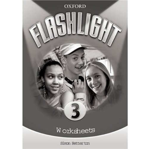 Flashlight 3 Worksheets