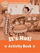 Oxford Read and Imagine Beginner It's Hot! - Activity Book
