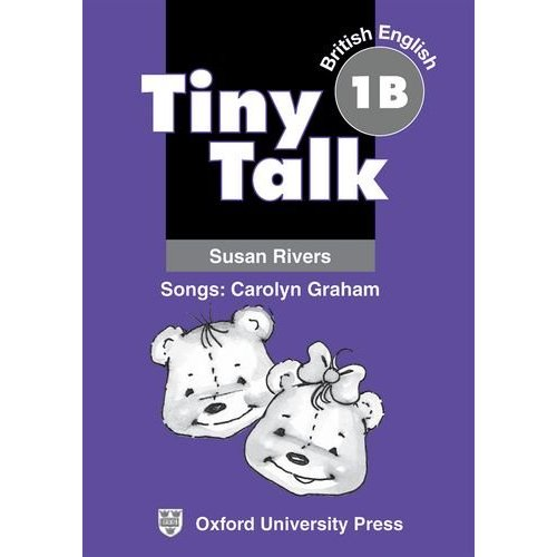 Tiny Talk 1 Cassette (British English) (B)