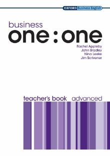 Business one:one Advanced Teacher's Book
