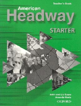 American Headway Starter Teacher's Book