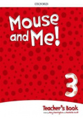 Mouse and Me! 3 Teacher's Book Pack