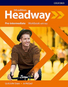 Headway Fifth Edition Pre-intermediate Workbook with Key