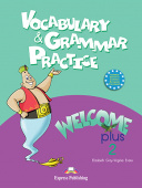 Welcome Plus 2 Vocabulary & Grammar practice