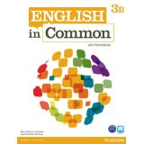 English in Common 3B Student Book and Workbook with ActiveBook and MyEnglishLab