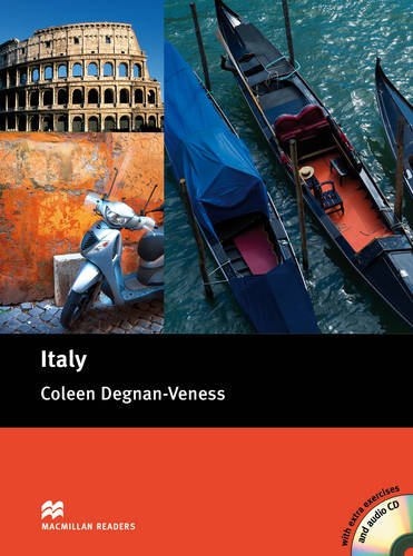 Macmillan Cultural Readers: Italy with Audio CD (Pre-Intermediate)