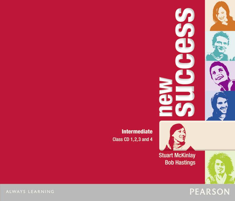 New Success Intermediate Class Audio CD
