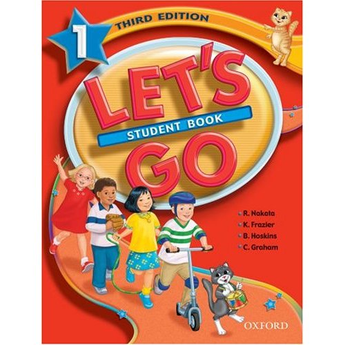 Let's Go Third Edition 1 Student Book