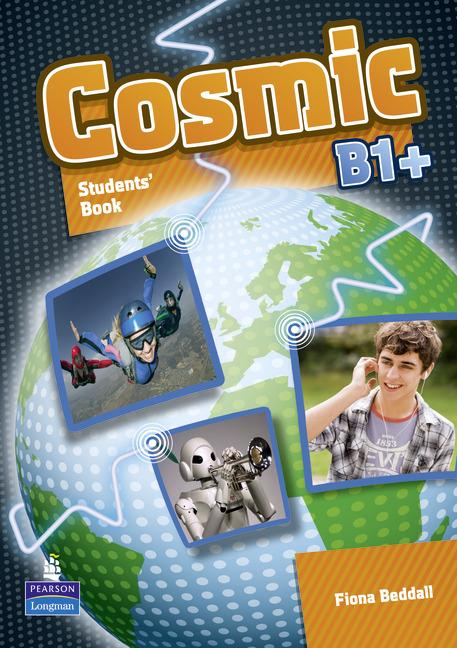 Cosmic B1+ Student's Book (with Active Book CD-ROM)