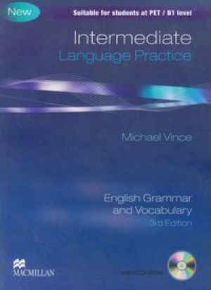 Intermediate Language Practice Student's Book without Key + CD-ROM Pack