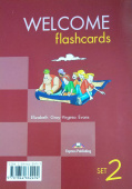 Welcome 1.2 Picture Flashcards