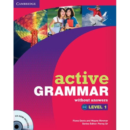 Active Grammar 1 Book without Answers and CD-ROM