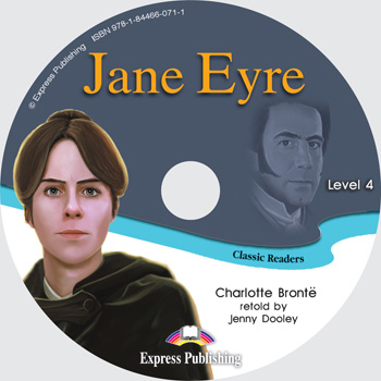 Classic Readers Level 4 Jane Eyre Audio CD