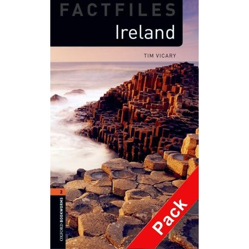 Ireland Audio CD Pack