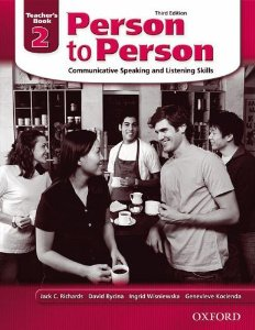 Person to Person Third Edition 2 Teacher's Book