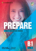 Prepare 2nd Edition 5 Student's Book with Online Workbook