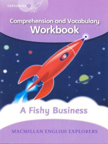 Explorers 5: A Fishy Business - Workbook
