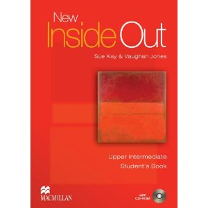 New Inside Out Upper-Intermediate Student's Book + CD-ROM Pack
