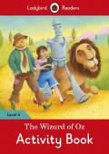 Ladybird: Wizard of Oz, the Activity Book