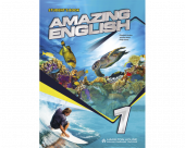 Amazing English 1: Student's book + eBook