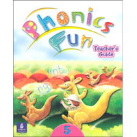 Phonics Fun 5 Teacher's Guide