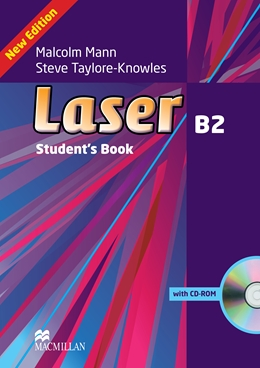 Laser Third Edition B2 Student's Book and CD ROM Pack