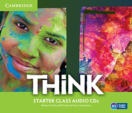 Think Starter Class Audio CDs (3) (Лицензия)