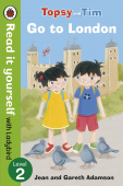 Ladybird: Topsy and Tim: Go to London  (PB)