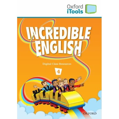 Incredible English 4 iTools CD-ROM