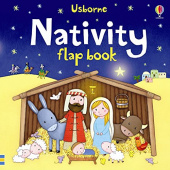 Taplin Sam. Nativity Flap Book
