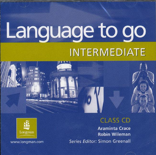 Language to go Intermediate Class Audio CDs (2) (Лицензия)
