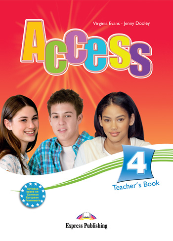 Access 4 Teacher's Book