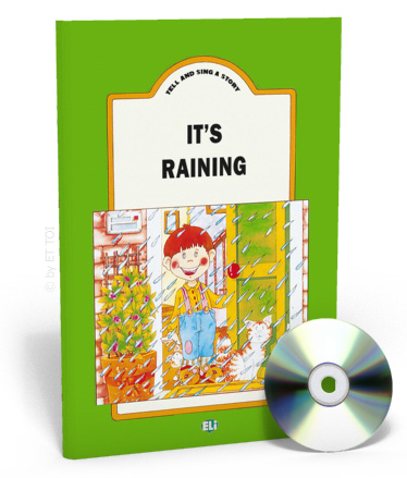 Tell And Sing A Story: It's raining: Teacher's Book + CD