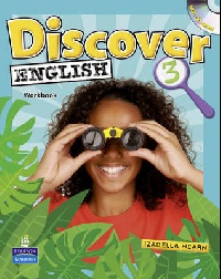 Discover English Global 3 Activity Book (with Multi-ROM)