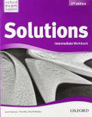 Solutions Second Edition Intermediate Workbook with Student's Site