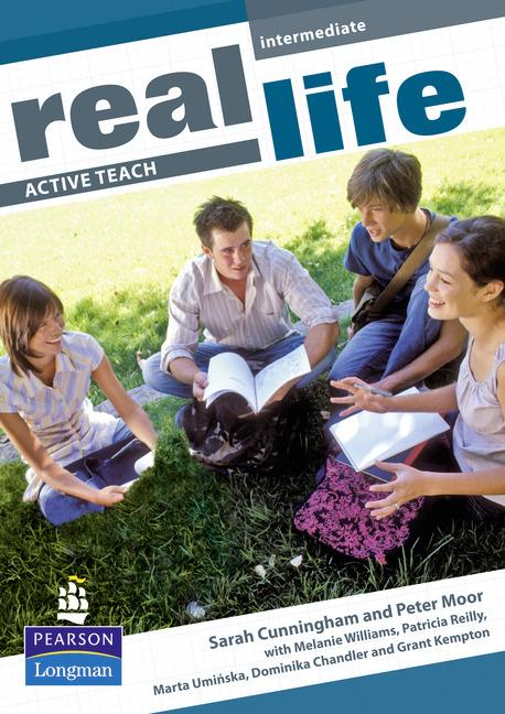 Real Life Intermediate Active Teach (CD-ROM)