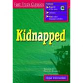 Fast Track Upper-Intermediate: Kidnapped + CD