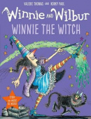 Winnie and Wilbur: Winnie the Witch (Paperback + CD)