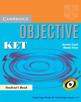 Objective KET for Schools Pack (Student's Book and KET for Schools Practice Test Booklet without ans