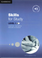 Skills and Language for Study