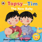 Ladybird: Topsy and Tim: The New Baby  (PB) illustr.