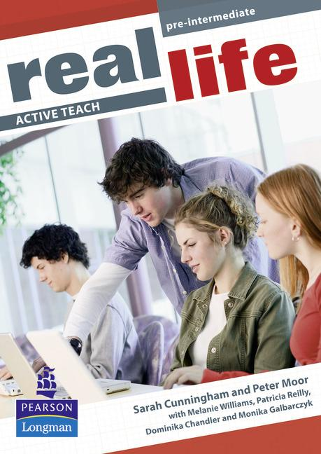Real Life Pre-intermediate Active Teach (CD-ROM)